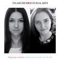 Concert: dues promeses del piano