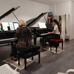 Masterclass de Piano Suzuki amb Marzena Jasinska