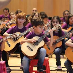 V Trobada Nacional de Guitarres Suzuki