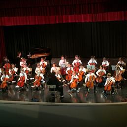 V Concert de l'AMSC: Teatre de la Salle Bonanova