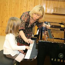 Taller de Piano Suzuki amb Marzena Jasinska