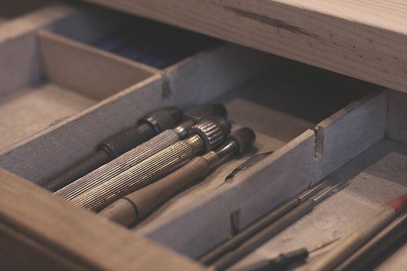 Urmager-værktøj