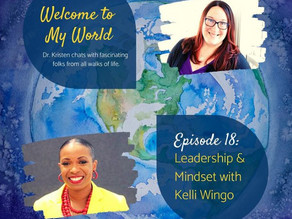 Welcome to My World with Dr. Kristen Donnelly (YouTube)