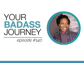 Your Badass Journey Podcast featuring Kelli Wingo
