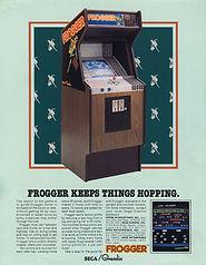 1981-Frogger-Flyer-USA-Sega-Gremlin-B-ba