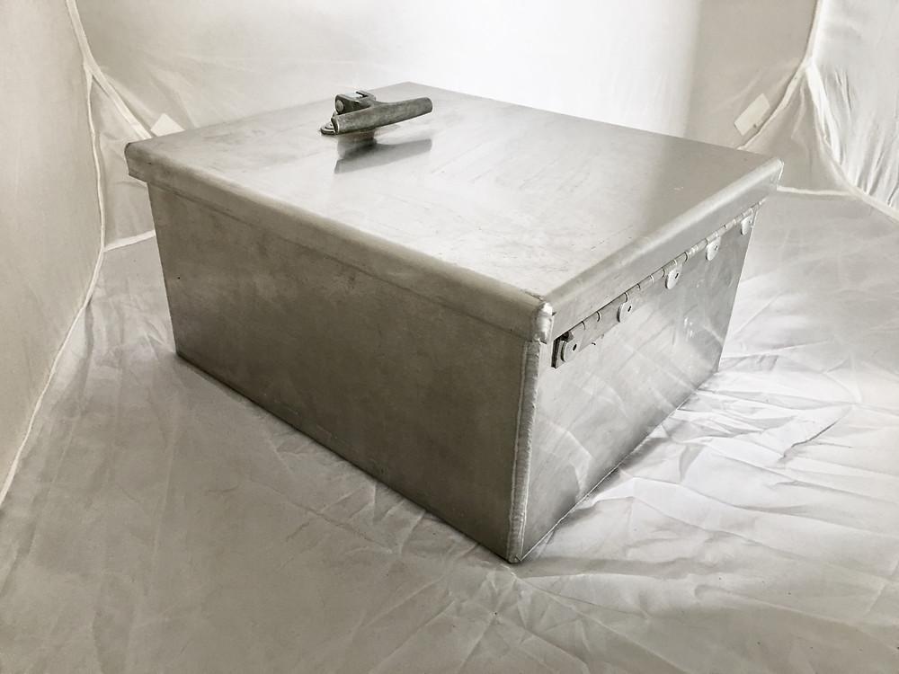 Aluminum boxes