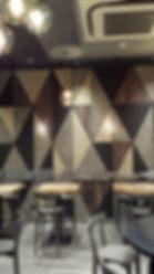 Peinture restaurant à Valence - Laurent Dao