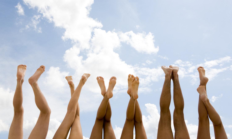 SPECIAL: Brazilian and Half Leg Wax