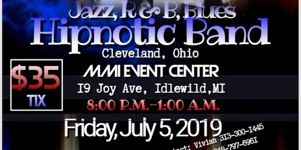 Hipnotic Band ~ Mid-Michigan Idlewilders Concert