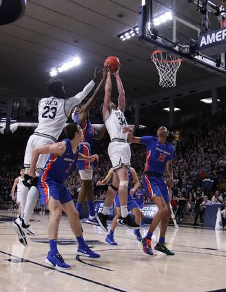 Utah State Men's Basketball VS Boise State