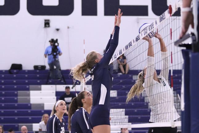 Utah State Volleyball VS Eastern Michigan