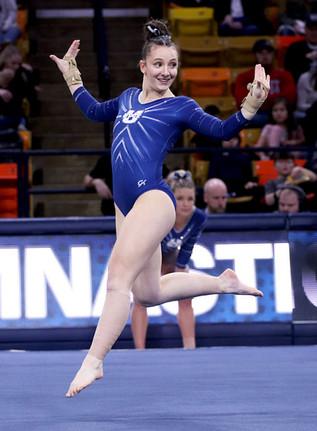 Utah State Gymnastics VS Boise State