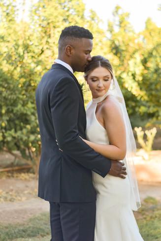 Wedding intimate