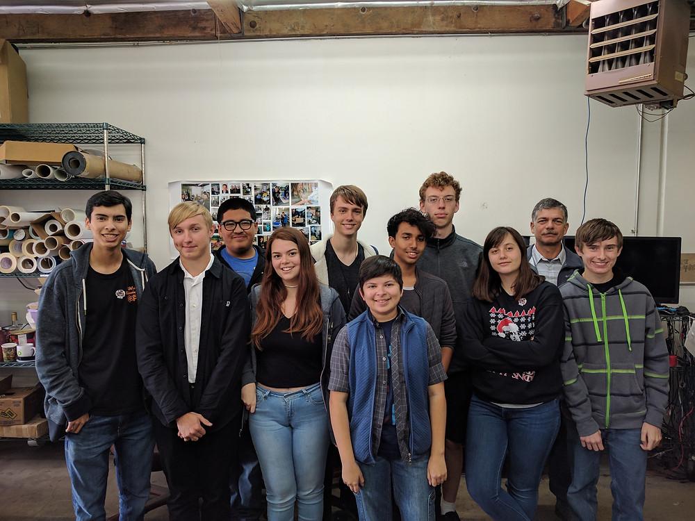 FIRST Robotics Competition Neurotoxins