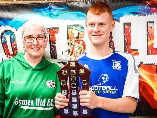 'Teal Cup' Winner - Zac McKenzie