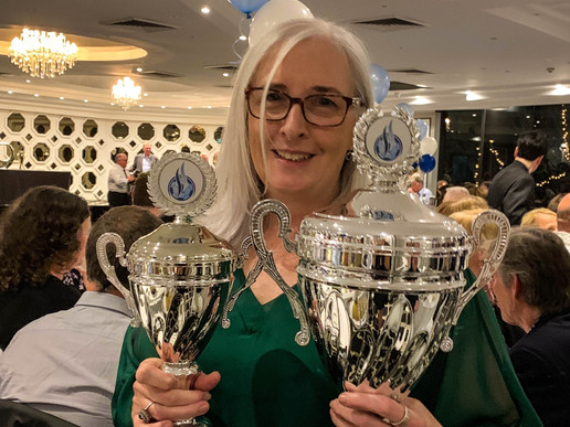 SSFA Fair Play Award - Lisa Brown