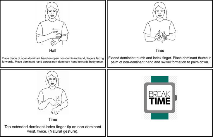 Halt & Time