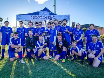 9th ANNUAL TITANS-BOSCO CUP
