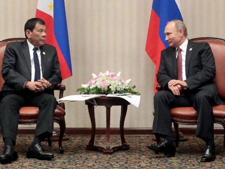 菲律賓從俄羅斯找到愛
