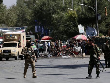 塔利班在阿富汗的攻擊越演越烈