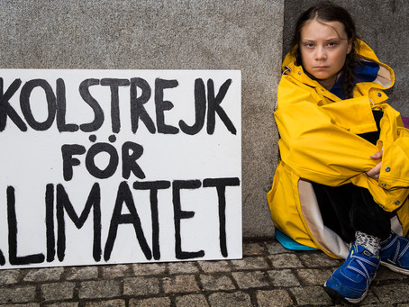 瑞典的亞斯伯格少女不會失言