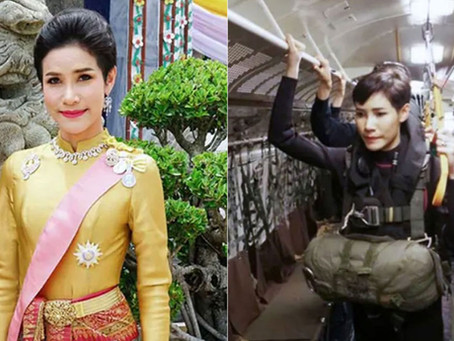 泰國的後宮甄嬛傳