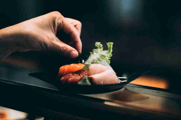 salmon, food, Chef. Executive Chef, Line cook, cook, Culinary, Culinary skills, Presentation, Recipe, Fish,