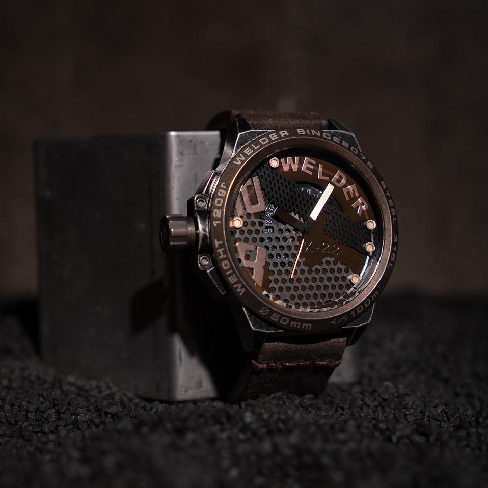 Welder-The Bold