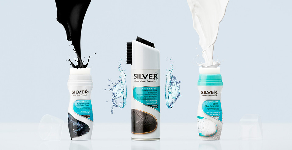 Silver Shoes Care
