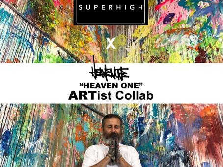 SUPERHIGH  X  HEAVEN ONE
