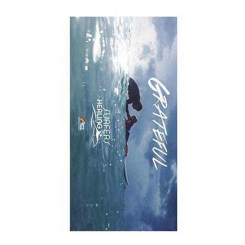 The Surfers Healing Beach Towel