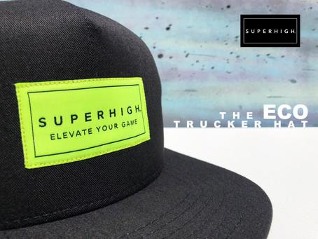 The ECO TRUCKER HAT