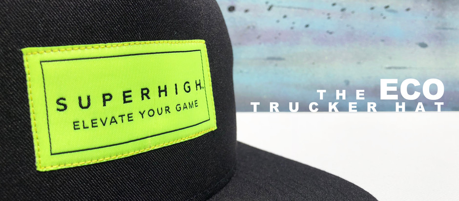 The ECO TRUCKER HAT