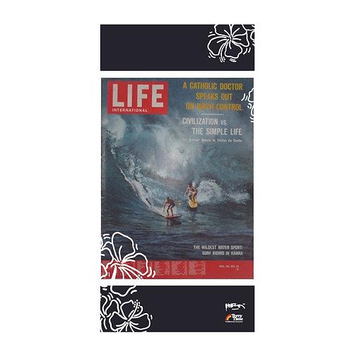 The Pops Hosoi LIFE Beach Towel