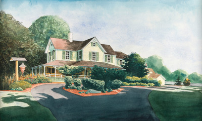 Warwick Point, Rhode Island Home