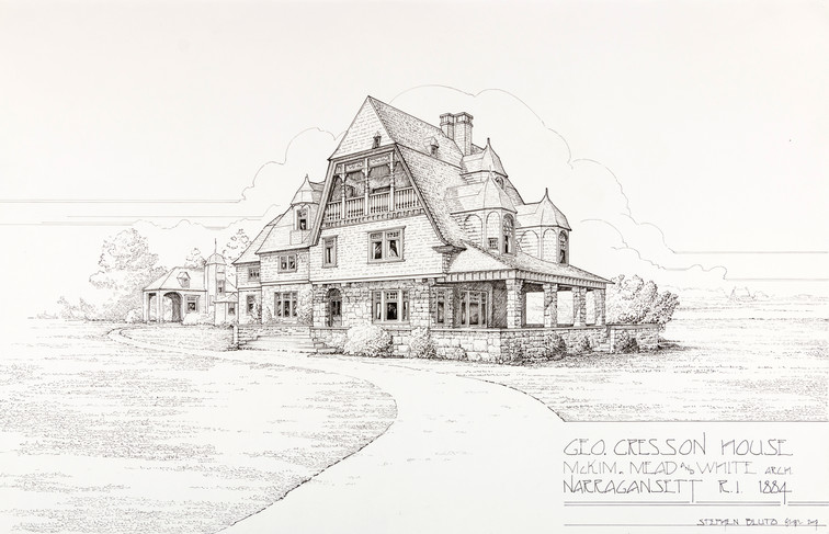 Geo. Cresson House