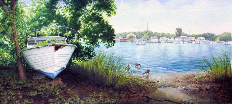 Warwick Boat
