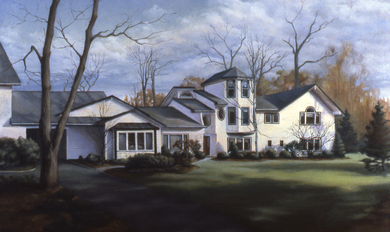 Mary Higgins Clark house, NJ