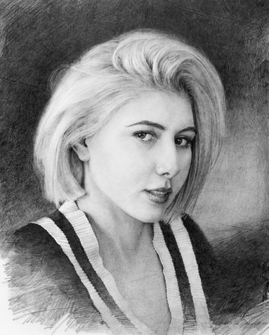 Portrait of Merideth