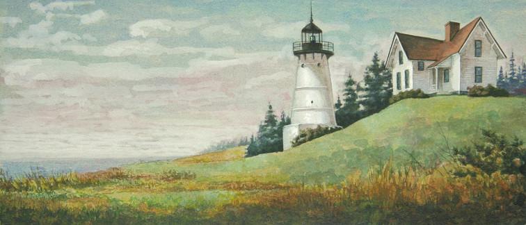 Warwick Point Lighthouse
