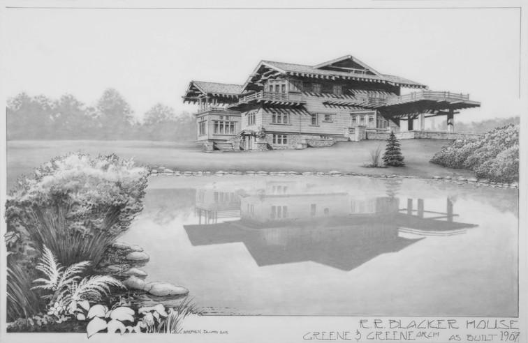 R. R. Blacker House