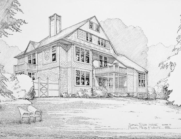Tilton House, Newport, RI