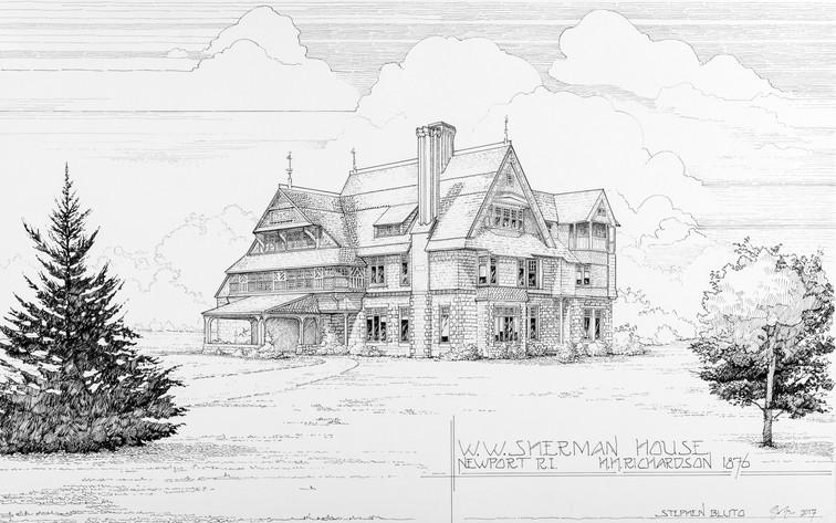 William Watts Sherman House