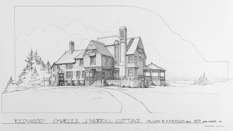 """Redwood"" Charles Morrell Cottage"