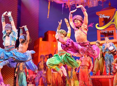 "Disney's ""Aladdin the Musical"" 11/8"