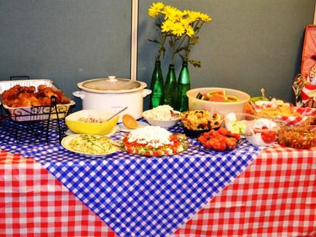 FOD Hospitality Room