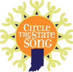 Circle the State With Song