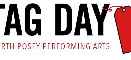 Tag Days #1 & #2