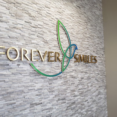 Forever Smiles Reception ARea