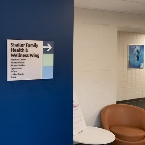 Wayfinding System Continued